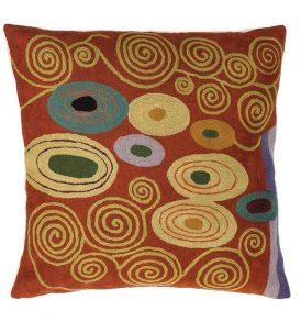 Kussen Klimt