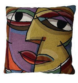 Picasso gezicht links