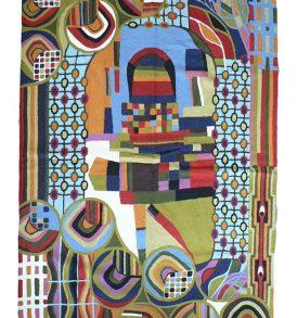 Tapijt Hundertwasser