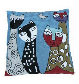 Kussen Picasso katten