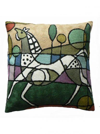 Kussen Picasso paard