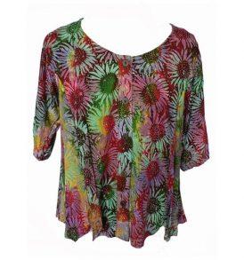 Normal Crazy blouse met bloemenprint
