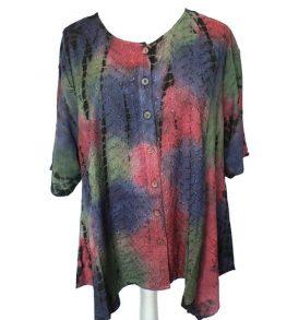 Rapp blouse plussize