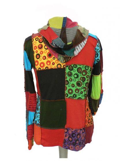 vest patchwork katoen 2 back