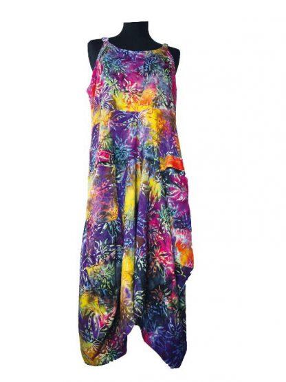 batik jurk lisa multi