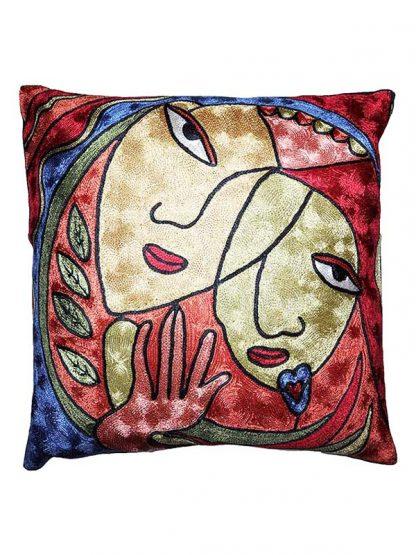 Zijden kussen Picasso