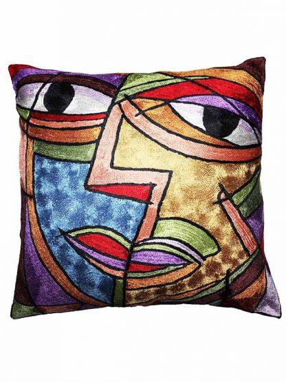 zijden sierkussen Picasso
