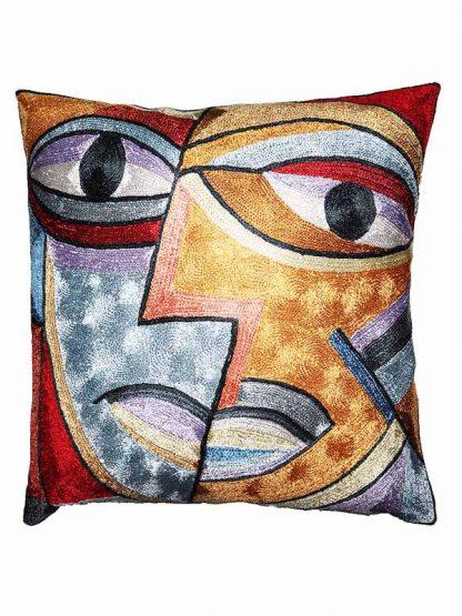 sierkussen glans Picasso