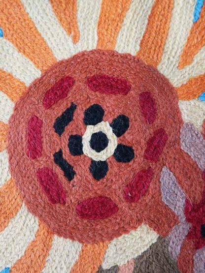 Van Gogh zonnebloemen detail
