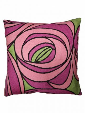 roze kussen Mackintosh Rose