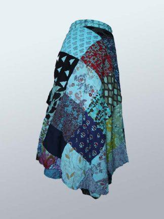 patchwork wikkelrok