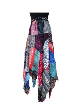 batik patchwork rok rok punten