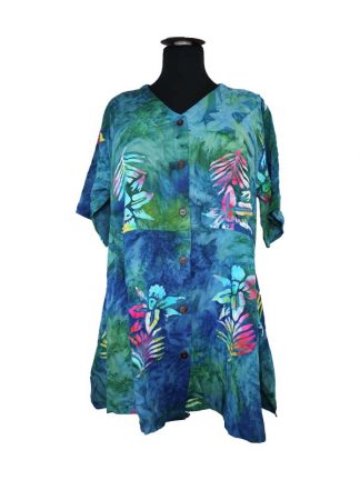 Batik blouse Maria