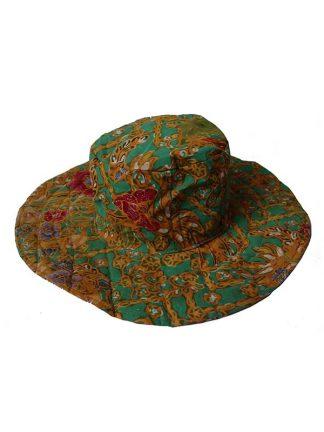 Batik hoed 8 kant 2