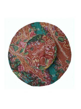 zonnehoed batik