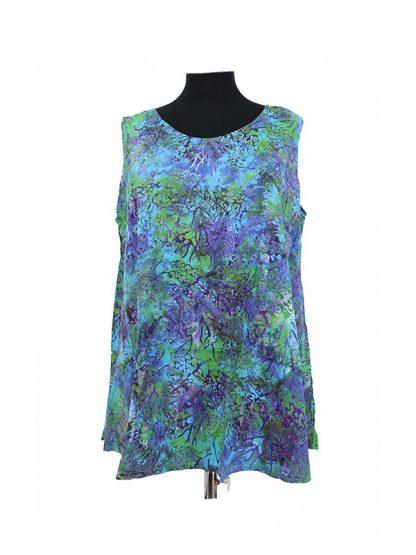 Batik top Esmee kleur 1
