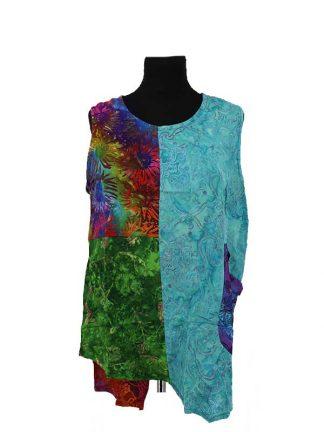 Batik top Paula L