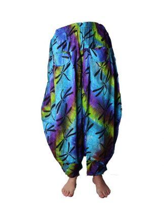 batik broek Lilly kleur 2
