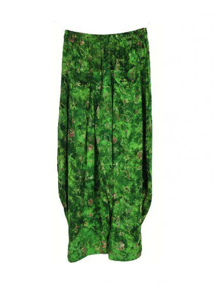 Broek Lilly kleur groen