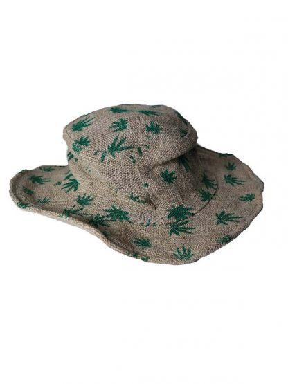 hennep hoed hennepblad