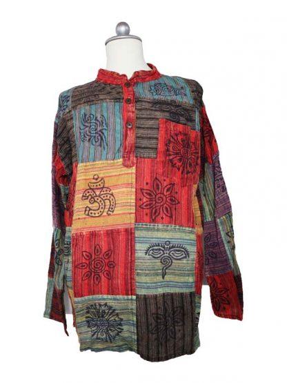 Herenbloes Nepal XL kleur 2