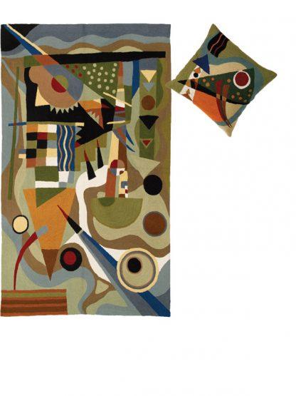 tapijt kandinsky