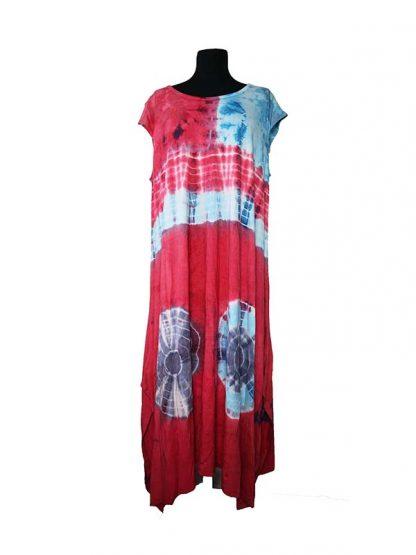 Thombiq lange jurk jersey