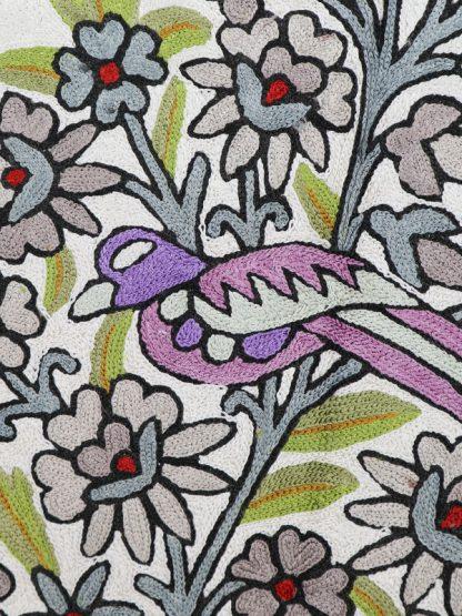 Wandkleed levensboom detail 1