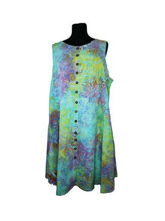 batik jurkje A-line