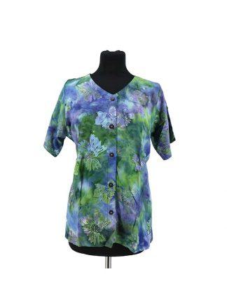 batik bloes Kuta kleur 2