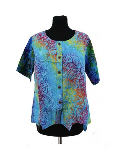Batik bloesje No. 4