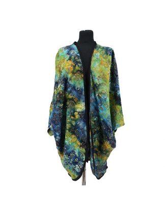 batik kimonovest