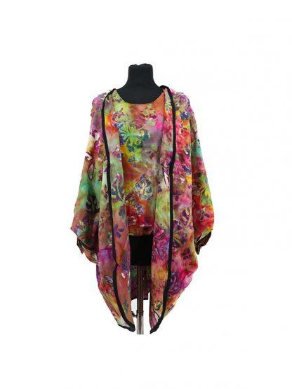 Kimonovest kleur 4