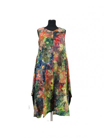 Long dress lancip kleur 3