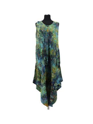 Batik jurk umbrella