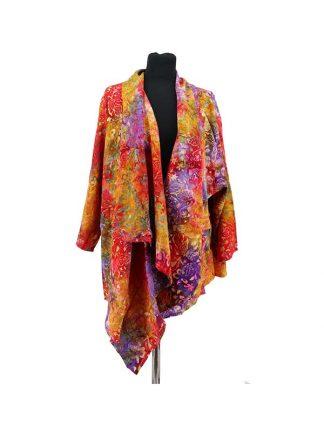 Batik sjaalvest