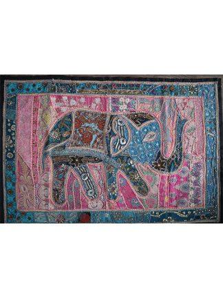 Wandkleed olifant rechts