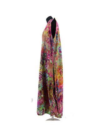 long dress phutu kleur 9 zijkant