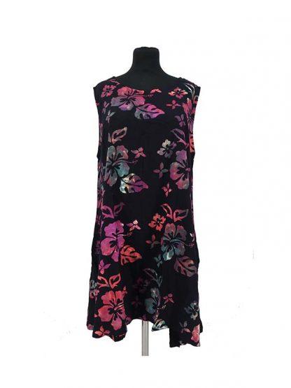 Batik jurk A-Line