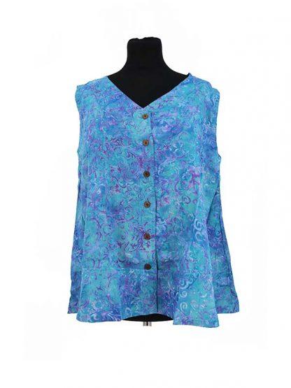 Batik top Nuri kleur5a