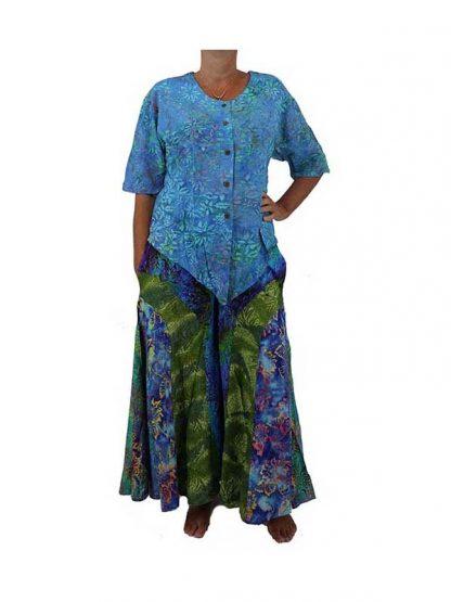 Batik bloesje
