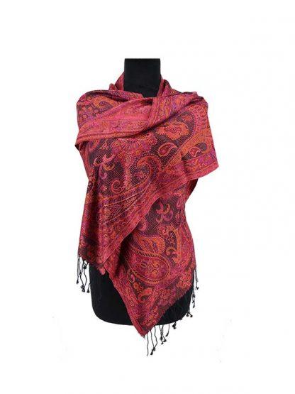 lux zijden sjaaltje
