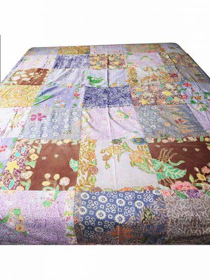 Bali patchwork bedsheet 1b