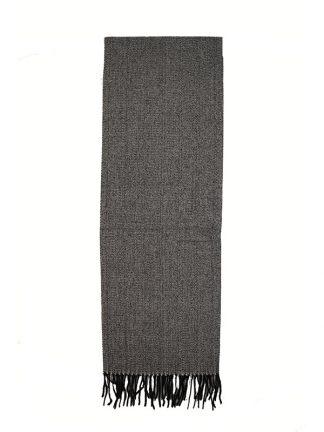 grijze herensjaal