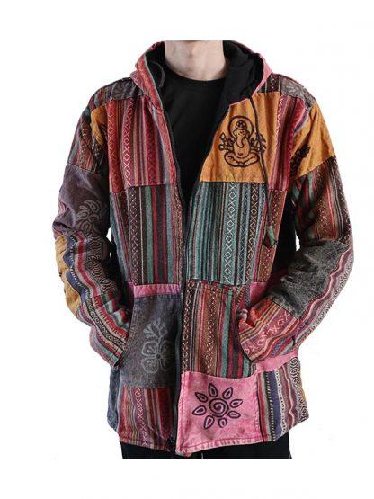 patchwork jas nepal