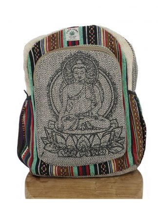 hennep rugzak buddha