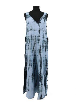 Tie & dye jurk