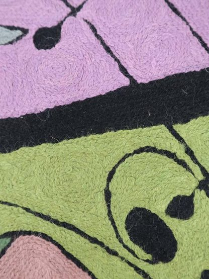 Kussen Miro galaxy detail