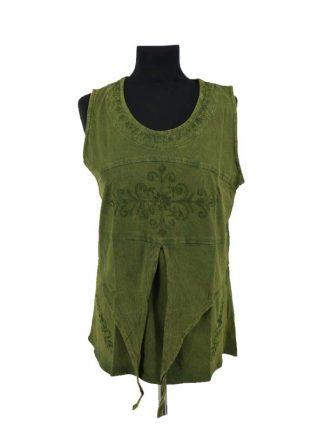 Pixie top groen