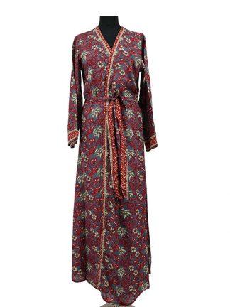 zijden kimono